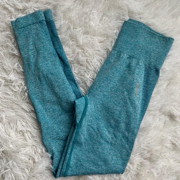 Gymshark flex leggings-blue